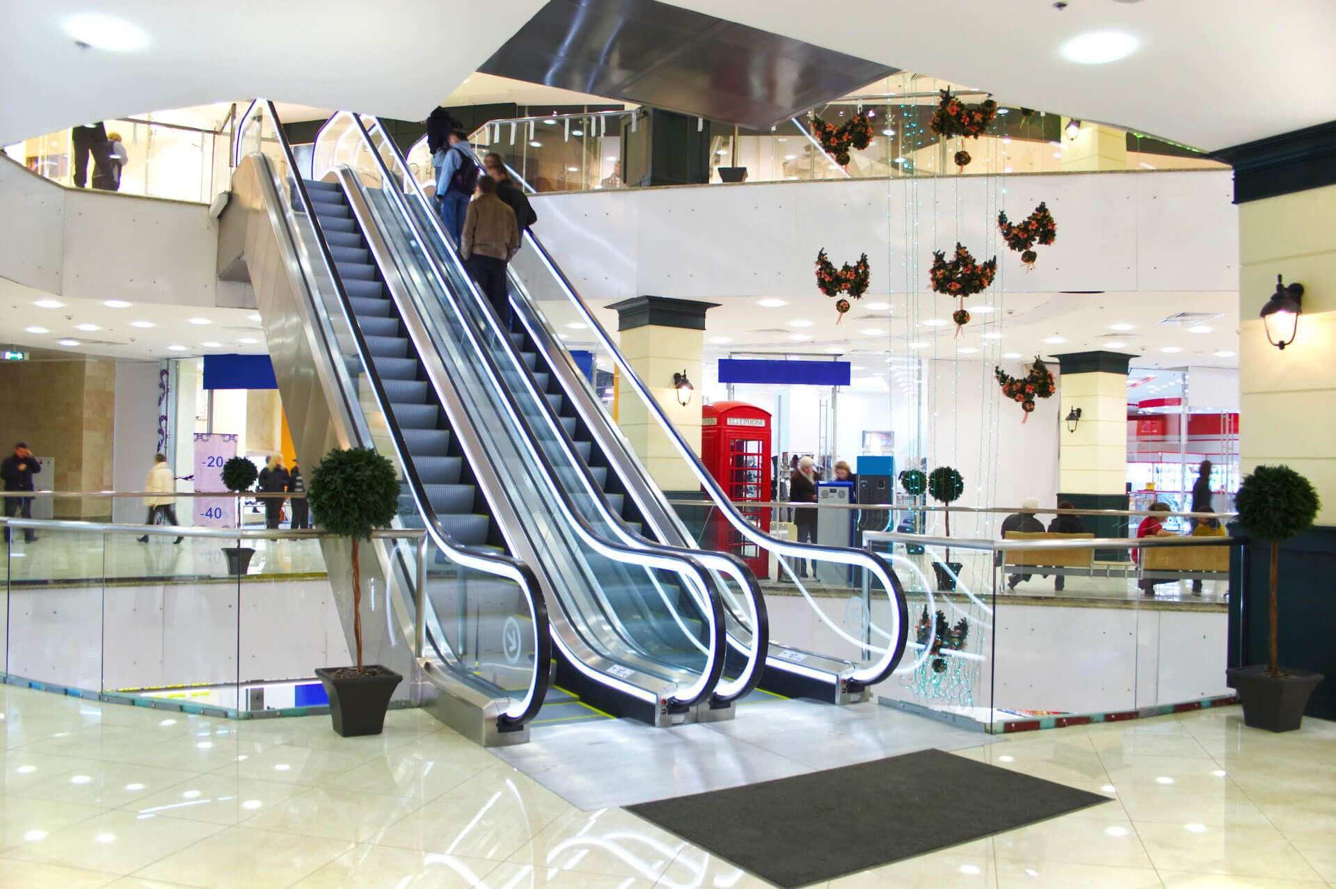 Shopping-Centers